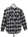 Mens Levis Flannel CPO Shirt Jacket