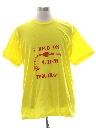 Mens Totally 80s T-Shirt