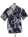 Mens Mod Hawaiian Shirt
