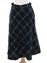 Womens A-Line Skirt