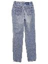 Womens Levis 501 Tapered Leg Denim Jeans Pants