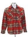 Mens Western CPO Shirt Jacket