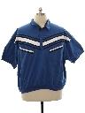 Mens Resort Wear Golf Shirt