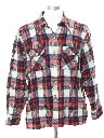 Mens Flannel LumberJack Plaid Shirt