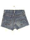 Womens/Girls Cut Off Levis 501 Denim Shorts