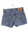 Womens/Girls Denim Cut Off Shorts