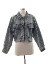 Womens Totally 80s Denim Jacket