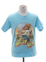 Womens or Girls Totally 80s Cheesy T-Shirt