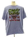 Mens Cheesy Sex Themed T-Shirt