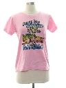 Womens Cheesy Sex Themed T-Shirt
