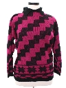 Womens Diane von Furstenberg Totally 80s Sweater