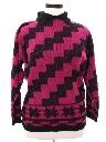 Womens Diane von Furstenberg Totally 80s Sweater
