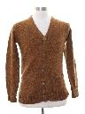 Unisex Ladies or Boys Mod Cardigan Sweater