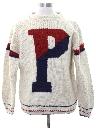 Mens Varsity Sweater