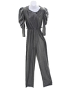 Womens Totally 80s Cocktail Jumpsuit