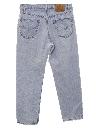 Mens Levis 550 Relaxed Straight Leg Denim Jeans Pants