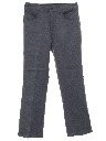 Mens Levis Flared Jeans-cut Pants