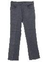 Mens Levis Flared Jeans-cut Pants