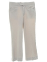 Mens Flared Mod Leisure Pants