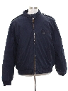 Mens Lined Members Only Jacket