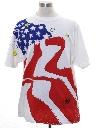 Mens Patriotic Sport T-shirt