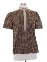 Womens Totally 80s Prairie Style Shirt