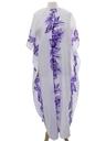 Womens Hawaiian Muumuu Dress
