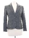 Womens Wool Blazer Jacket