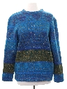 Womens Designer Totally 80s Sweater