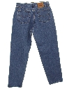 Womens Levis 560 Loose Fit Straight Leg Denim Highwaisted Mom Jeans Pants