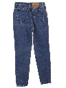 Womens Highwaisted Levis 512 Slim Fit Tapered Leg Denim Mom Jeans Pants