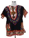 Unisex Dashiki Hippie Shirt