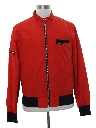 Mens Mod Style Members Only Jacket
