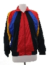 Womens Totally 80s Style Members Only Jacket