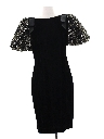 Womens Totally 80s Prom Or Cocktail Wiggle Dress