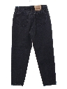 Womens High Waisted Levis 951 Relaxed Fit Tapered Leg Denim Mom Jeans Pants