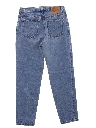 Womens Levis 550 Relaxed Tapered Leg Denim High Waisted Mom Jeans Pants