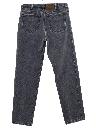 Unisex Grunge Levis 540 Relaxed Straight Leg Denim Jeans Pants