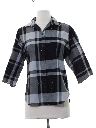 Womens Totally 80s Oversized Shirt