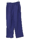 Womens Baggy Totally 80s Style Track Pants
