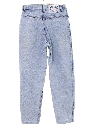 Womens or Girls Totally 80s Denim Jeans Pants