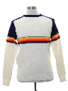 Unisex Totally 80s Rainbow Ski Sweater