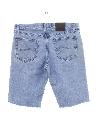 Unisex Wicked 90s Cut Off Denim Shorts