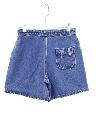 Womens Totally 80s Skort Shorts