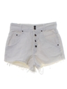 Womens Wicked 90s Denim Cut Off Jeans Shorts