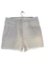 Womens Cut Off Denim Shorts