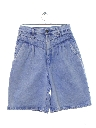 Womens Wicked 90s High Waist Denim Shorts
