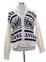 Mens Cardigan Hippie Sweater