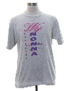 Mens Totally 80s Music T-Shirt