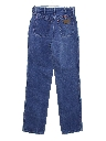 Unisex Straight Leg Denim Jeans Pants
